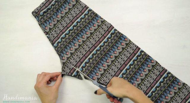 Będziecie zaskoczone, jak łatwo zamienić legginsy w crop top