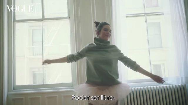 Kendall Jenner została baletnicą? [VIDEO]