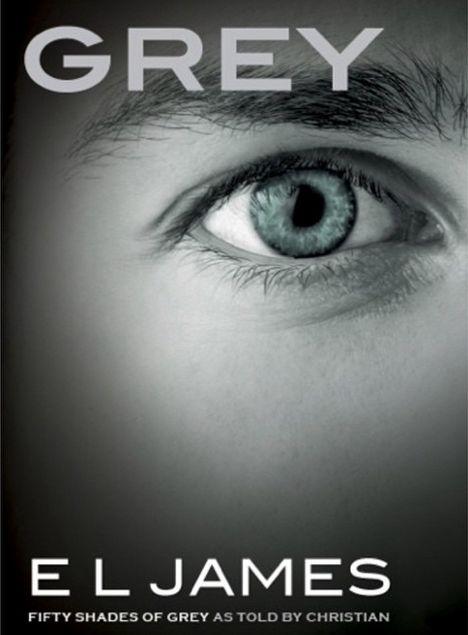 Nowa książka E.L.James, Grey, trafiła już do sprzedamy!