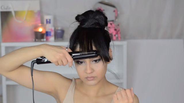Podoba Ci się grzywka w stylu Kendall Jenner? [VIDEO]