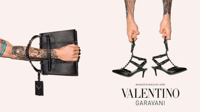 Świetna kampania reklamowa na jesień 2016 od Valentino