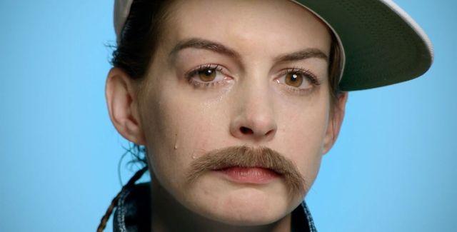 Kristen Stewart i Anne Hathaway zostały mężczyznami?!