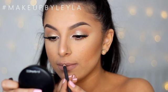Tutorial inspirowany nowym makijażem Kylie Jenner [VIDEO]