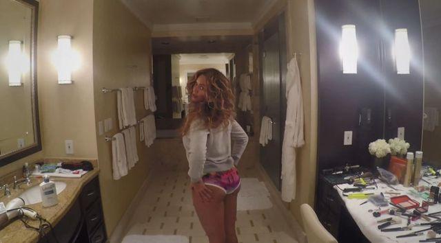 Beyonce oficjalnie dołączyła do pupoholiczek! (VIDEO)
