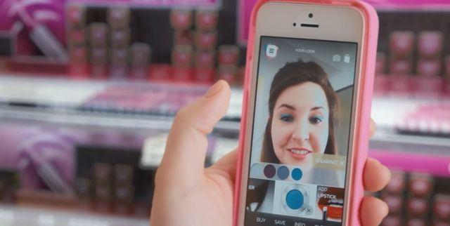 Genialna aplikacja na smartfona od Loreal! (VIDEO)