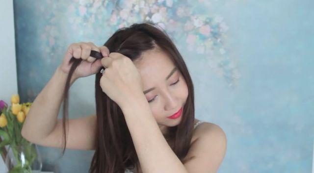 Opaska-warkocz na dni, gdy włosy odmawiają współpracy