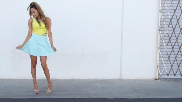Lubisz Arianę Grande? Możesz wyglądać tak jak ona! [VIDEO]