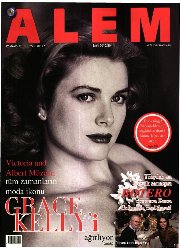 Sekrety urody gwiazd: Grace Kelly