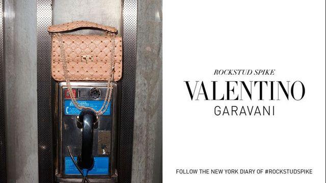 Torebki inspirowane Chanel od... Valentino? (FOTO)