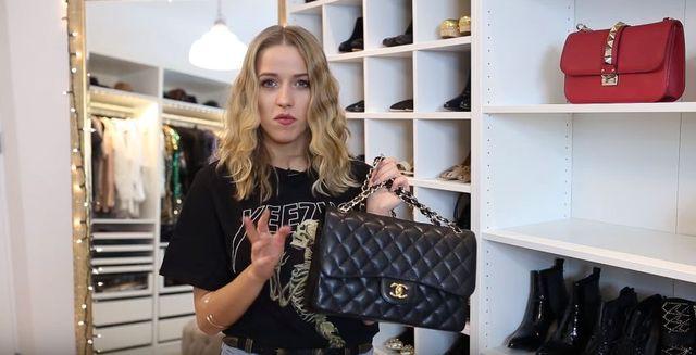 Jessica Mercedes znowu chwali się swoją sporą garderobą