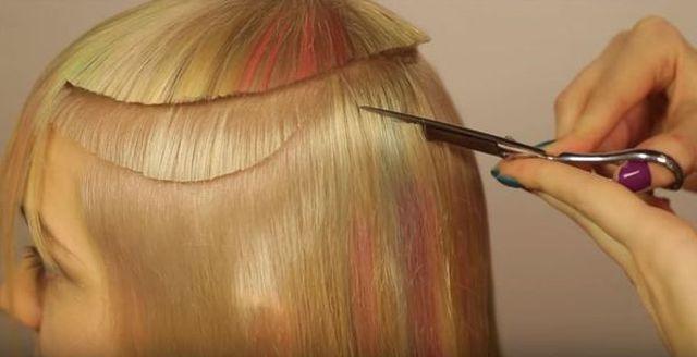 Nie uwierzycie, co ona pozwoliła zrobić ze swoich włosów...