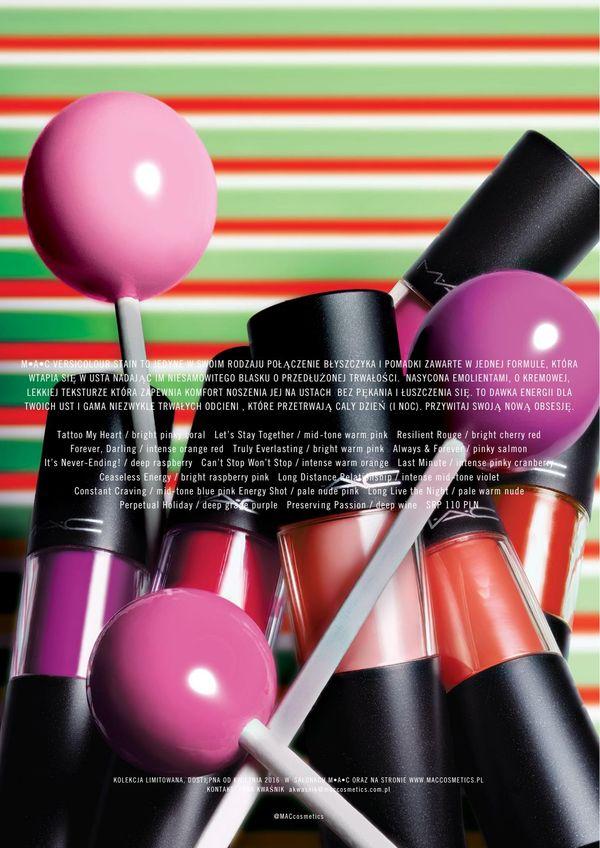 Gorące nowości kosmetyczne na wiosnę od MAC Cosmetics