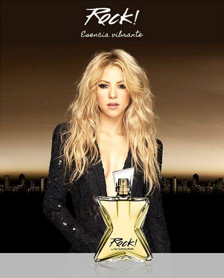 Rock! - nowe perfumy od Shakiry (VIDEO)