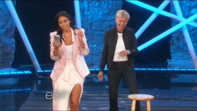 Kim Kardashian przyjęła wyzwanie Ice Bucked Challenge! VIDEO