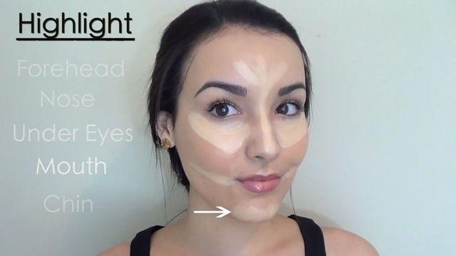 Konturowanie twarzy w stylu Kim Kardashian (VIDEO)