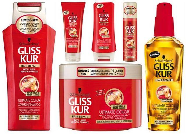 Polecamy: kosmetyki do włosów farbowanych (FOTO)