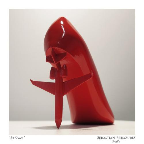 12 kochaniek i 12 par butów Sebastiana Errazuriza (FOTO)