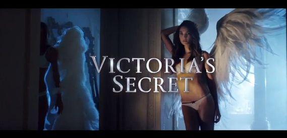 Świąteczna kampania Victoria's Secret - Dream Angel (VIDEO)