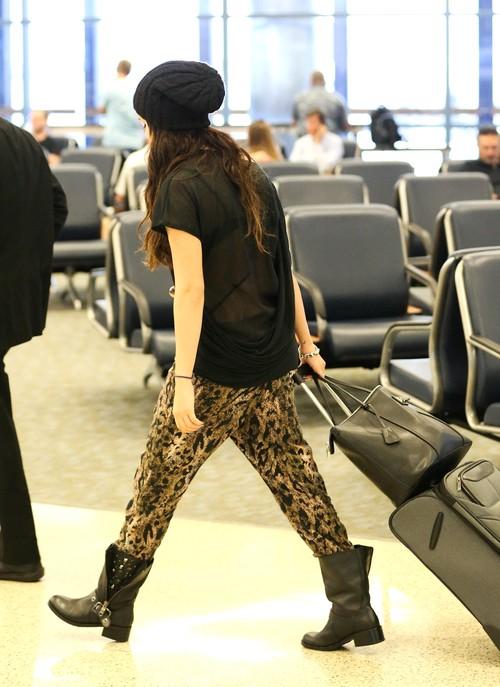 Rockowy zestaw Seleny Gomez (FOTO)