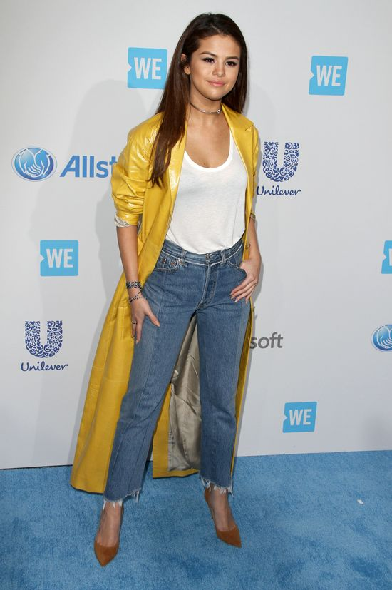 Czy to najgorsza stylizacja Seleny Gomez? (FOTO)