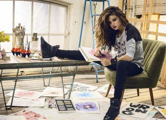 Selena Gomez w kampanii Adidas Neo (FOTO)