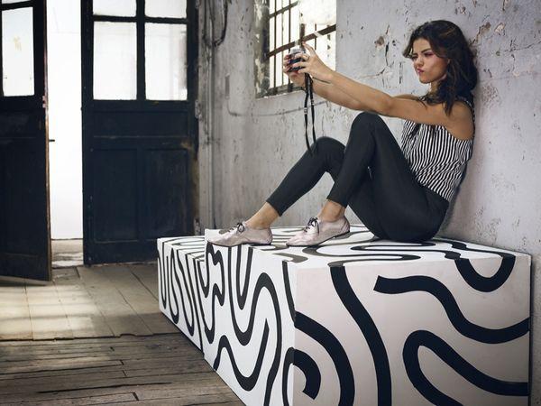 Selena Gomez ponownie w kampanii Adidas Neo