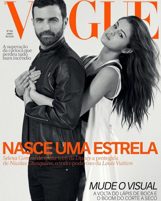 Selena Gomez została gwiazdą Vogue i... nie zachwyciła? (FOTO)