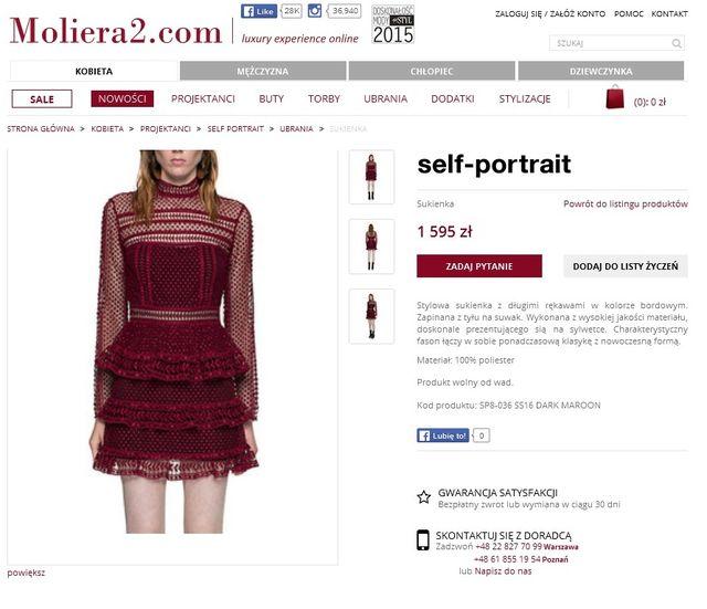 Oceńcie! Siwiec i Szulim w identycznej sukience (SONDA)