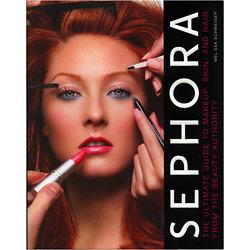 sephora, uroda, piękno, makijaż, książka, wydawnictwo, poradnik
