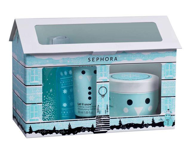 Pomysły na prezenty świąteczne - przegląd oferty Sephora