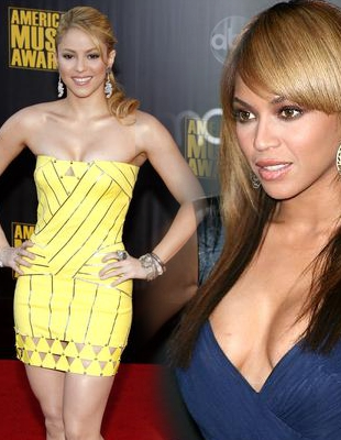 Nowe perfumy gwiazd: Beyonce i Shakira