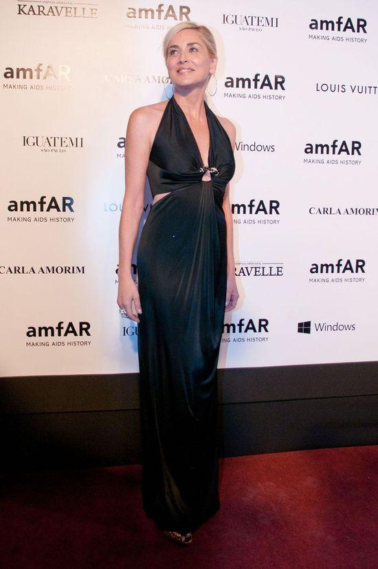 Modelki zachwyciły na gali amfAR's Inspiration (FOTO)