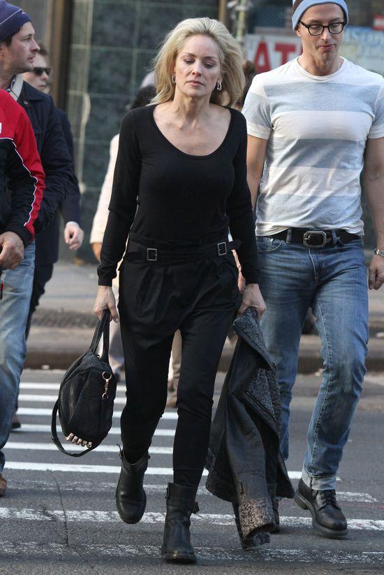 Dwa wcielenia Sharon Stone (FOTO)
