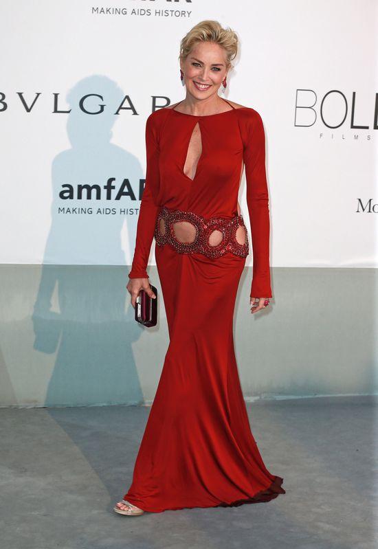 Widzieliście Sharon Stone bez makijażu, teraz zobaczcie ją w BIKINI!