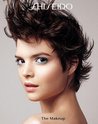 shiseido, wiosna, makijaż, make up, kolekcja