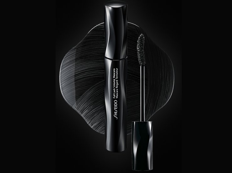 Shiseido - Full Lash Volume Mascara i serum odżywcze