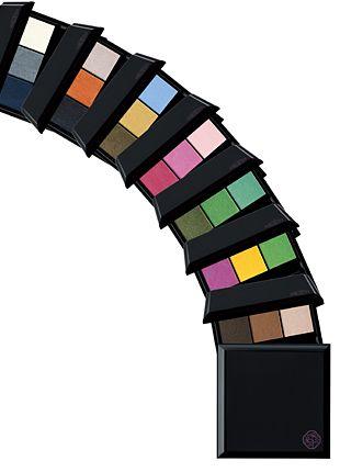 Jesienny makijaż od Shiseido