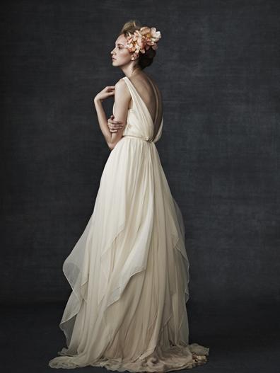 Intrygujące suknie ślubne Samuelle Couture (FOTO)