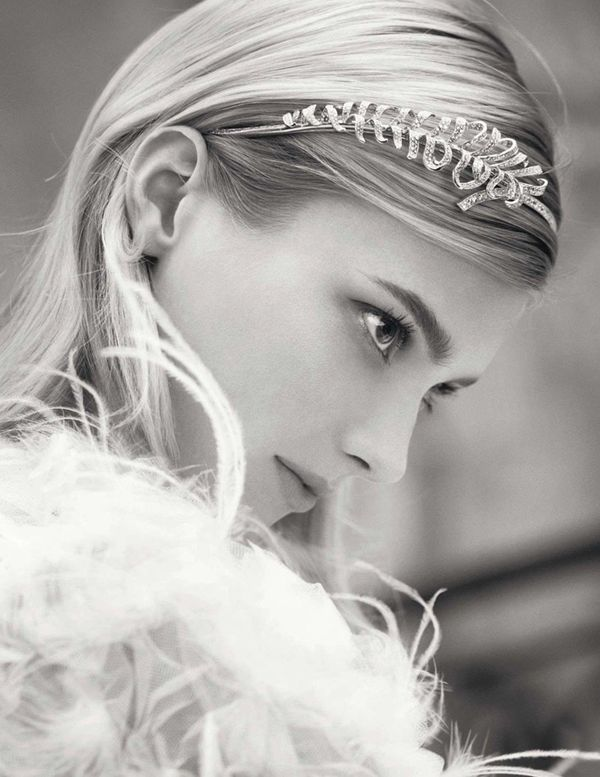 Sigrid Agren dla Chanel Jewelry (FOTO)