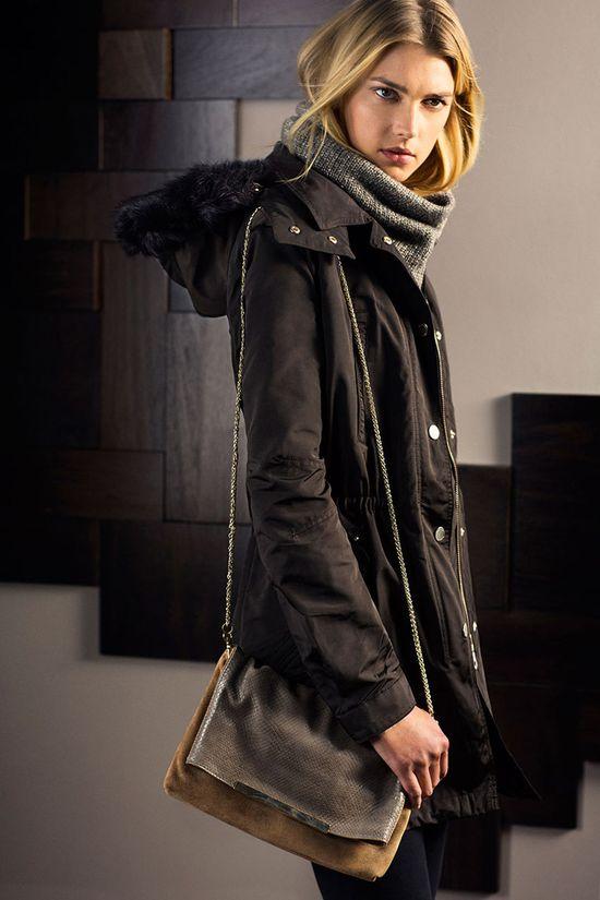 Sigrid Agren dla Massimo Dutti (FOTO)