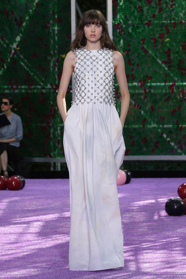 Dior - piękna kolekcja Haute Couture Autumn/Winter 2015/2016