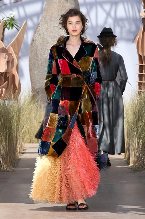 Haute Couture na jesień/zimę 2017/18 wg Diora (FOTO)