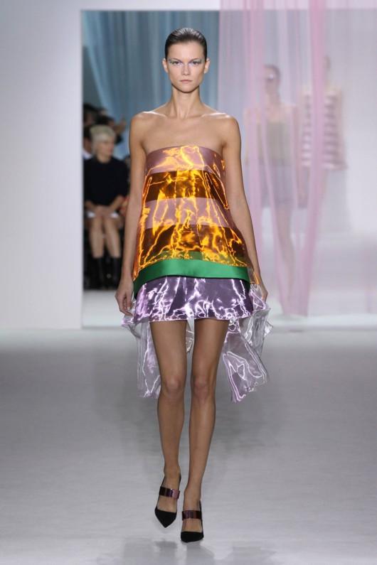 Dior kolekcja wiosna-lato 2013