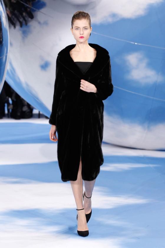 Dior jesień-zima 2013