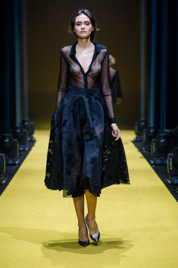 Simple CP x Dorota Williams - w tych ubraniach zobaczycie Małgorzatę Kożuchowską