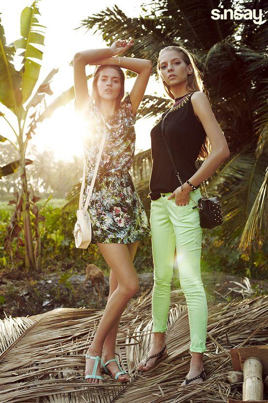 Wiosna i lato w nowym lookbooku Sinsay (FOTO)