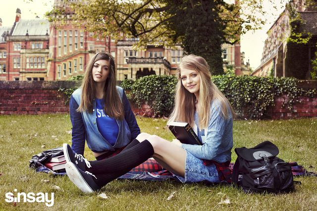 Nowa kampania marki Sinsay - College Edition (FOTO)