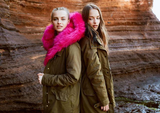 Ciepłe kurtki i grube czapki w najnowszym lookbooku od Sinsay (FOTO)