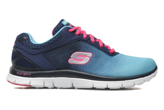 Buty sportowe ombre - hit czy kit?