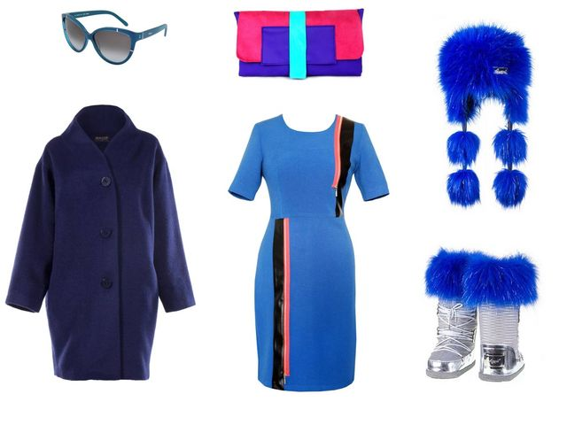 Zima w kolorach, czyli kilka modnych zimowych stylizacji